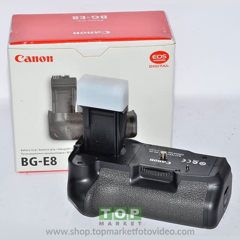 26871 Canon Battery Grip BG-E8 Impugnatura
