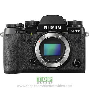 Fujifilm Mirrorless X-T2 Black (solo corpo)