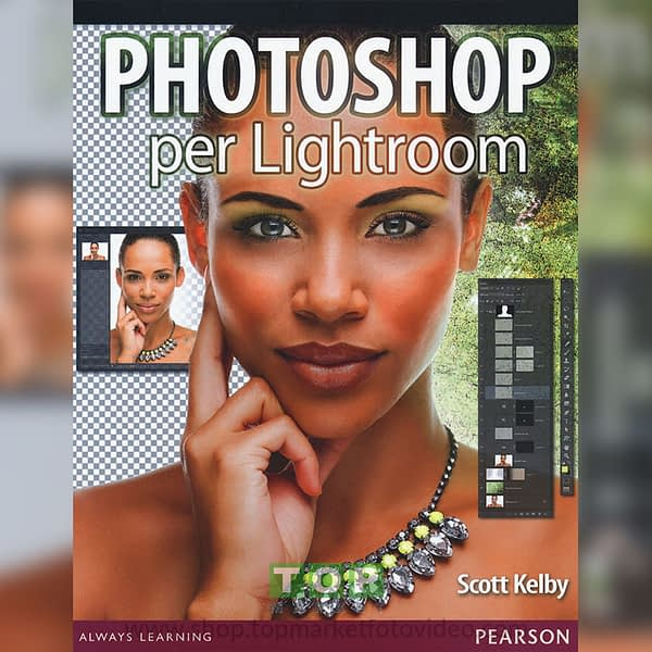 Pearson 9788 8651 89634 Photoshop per Lightroom