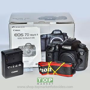 Canon EOS 7D Mk II (solo corpo)
