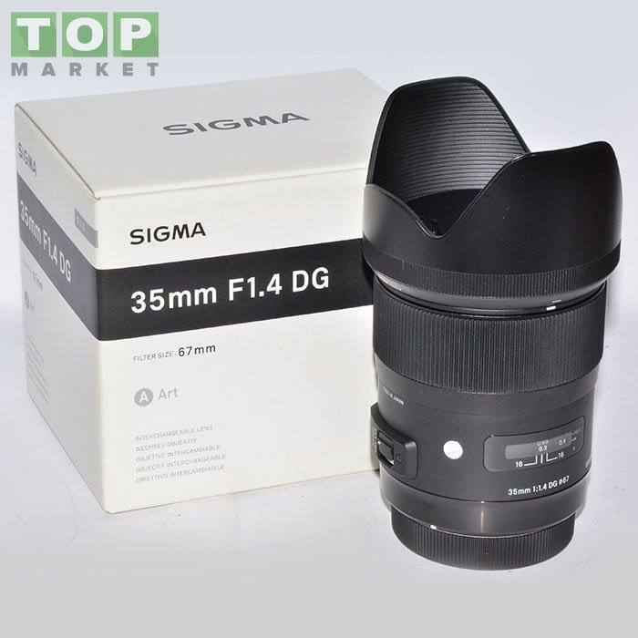 Sigma Obiettivo Canon EOS 35mm f/1.4 Art