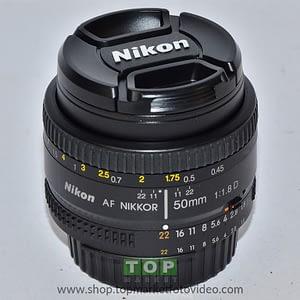 Nikon Obiettivo 50mm f/1.8 D