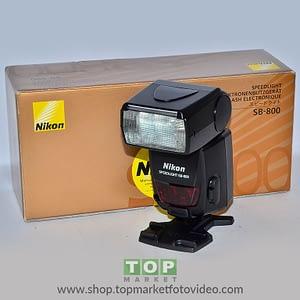 Nikon Flash Speedlight SB-800