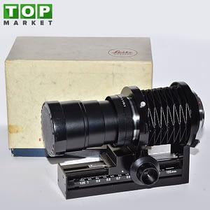 Leica Obiettivo 100mm Macro + Soffietto