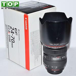 Canon Obiettivo 24-70mm f/2.8 L USM
