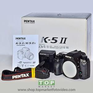 Pentax K5 II (solo corpo)