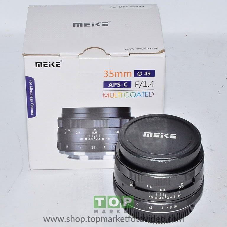 Meike Obiettivo 35mm f/1.4 Micro 4/3