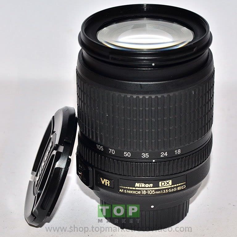 26950 Nikon Obiettivo AF-S 18-105mm f/3.5-5.6 VR G