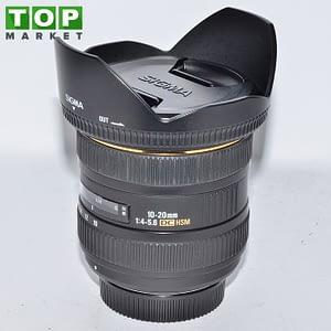 Sigma Obiettivo Nikon 10-20mm f/4-5,6 DC HSM