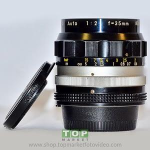 Nikon Obiettivo O 35mm f/2 AI