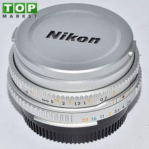 Nikon Obiettivo 45mm f/2.8 P Silver