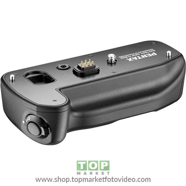 27066 Pentax 39687 Battery Grip BG3 (for K200D)