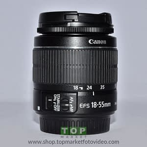 Canon Obiettivo EF-S 18-55mm IS II