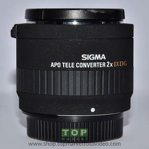 Sigma APO Teleconverter 2X EX DG Nikon