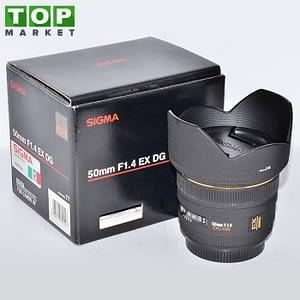 Sigma Obiettivo Canon 50mm f/1.4 GD HSM