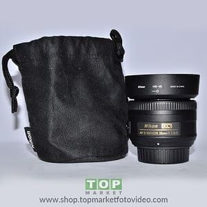 Nikon AF-S 35 1,8 G DX