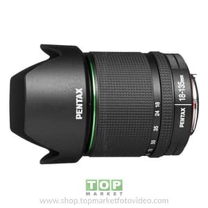 Pentax Obiettivo 18-135mm f/3.5-5.6 HD D-FA ED DC WR