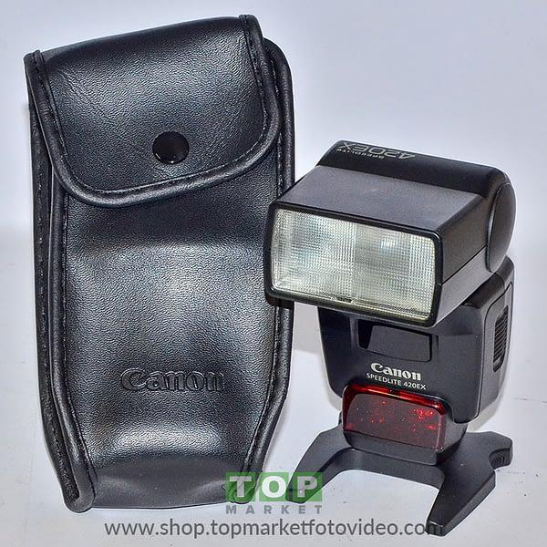 27206 Canon Flash Speedlite 420EX