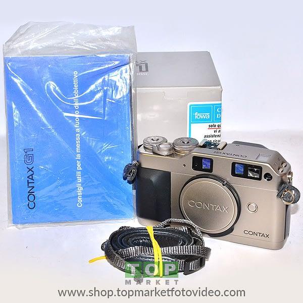 Contax G1 (solo corpo) Fotocamera a Pellicola