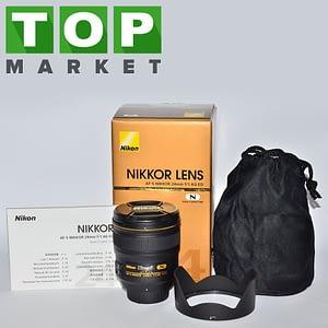 Nikon Obiettivo 24mm f/1.4 G ED AF-S