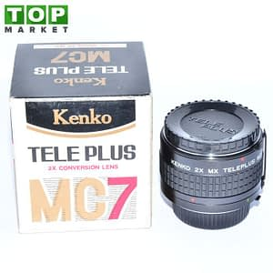 Kenko Tele Plus 2X conversion lens MC7 for Minolta MD