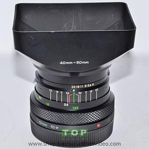 Zenzanon Obiettivo Zenza Bronica 40mm f/4
