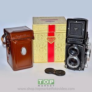 Rolleiflex Obiettivo Tessar 75mm f/3.5