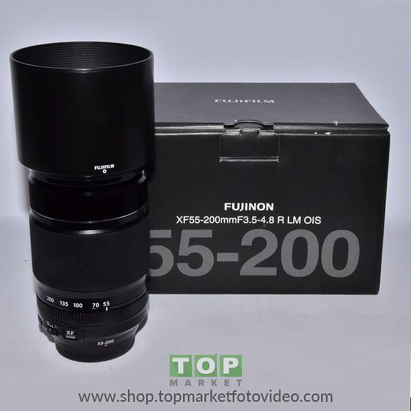 Fuji Obiettivo XF 55-200 f/3,5-4,8 R LM OIS