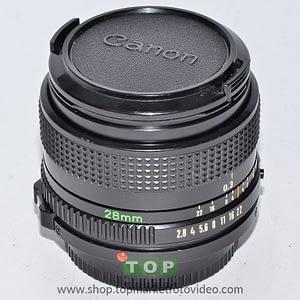 Canon Obiettivo FD 28mm f/2.8