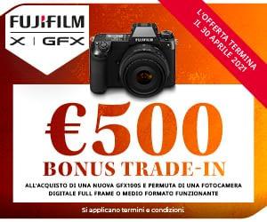 FUJIFILM GFX100S | la nuova mirrorless Large Format