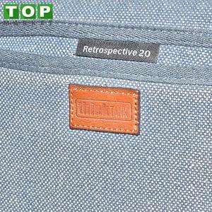 23928 Think Tank Retrospective 20 Blue borsa da spalla