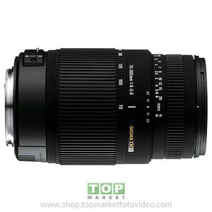 Sigma Obiettivo Pentax 70-300mm f/4-5.6 DG OS Stabilizzato