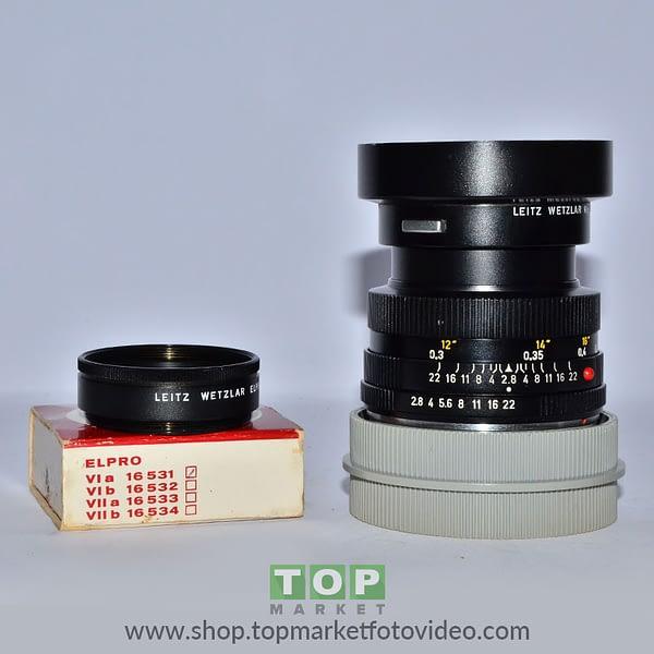 Leica Obiettivo Elmarit-R 35mm f/2.8