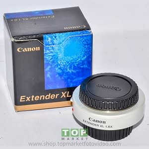 Canon Extender XL 1.6 per XL1 & XL2 camcorder