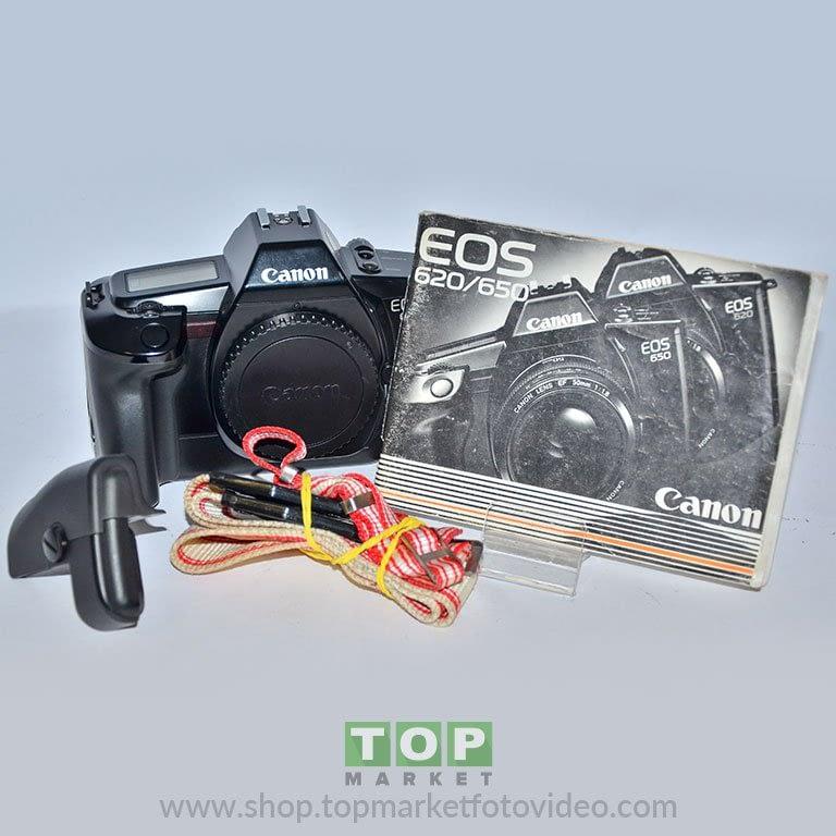 26891 Canon EOS 650 (solo corpo)