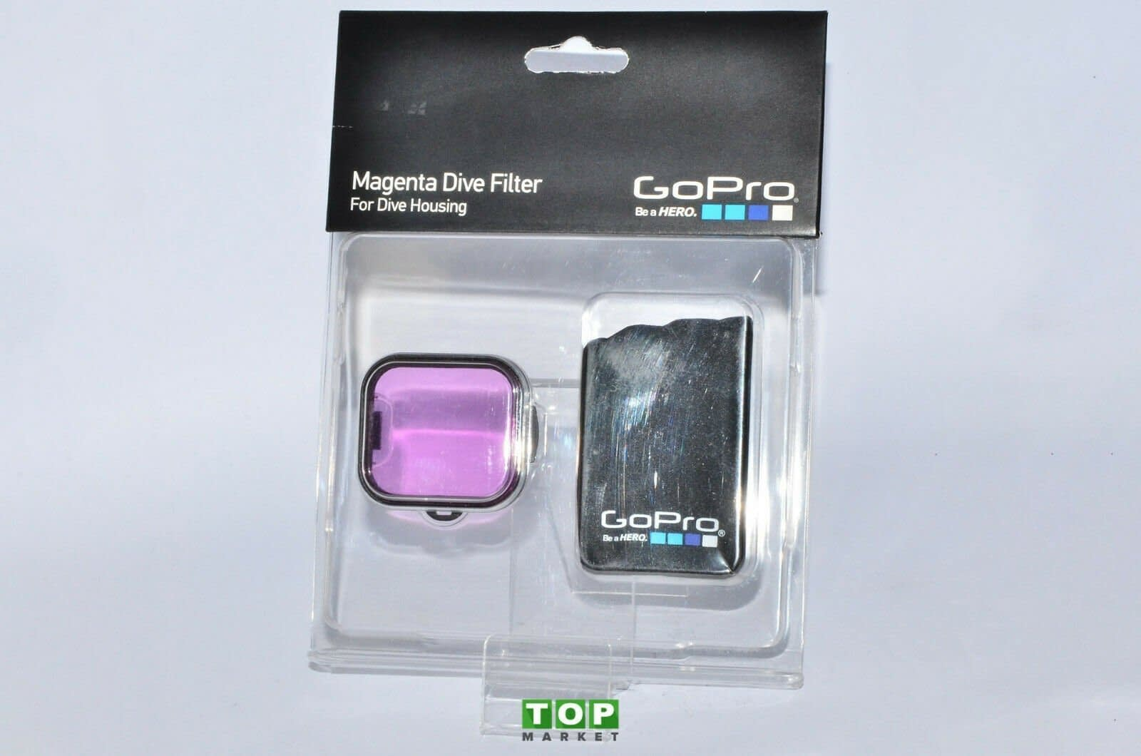 GOPRO ADVFM301 150106 MAGENTA DIVE FILTER FOR DIVE HOUSING