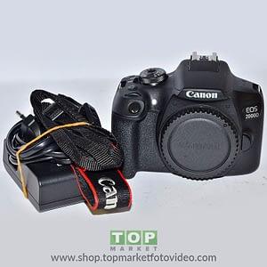 Canon EOS 2000D (solo corpo)