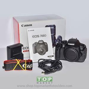 Canon EOS 700D (solo corpo)