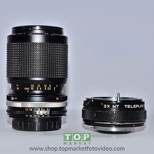 Nikon Obiettivo 35-105mm F/3,5-4,5 Macro AI + Kenko MC4 SX Nikon F