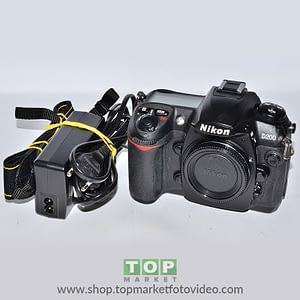Nikon D200 (solo corpo)
