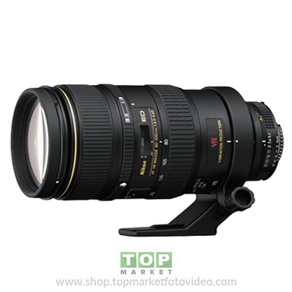 Nikon Obiettivo 80-400mm f/4.5-5.6 AF-D VR