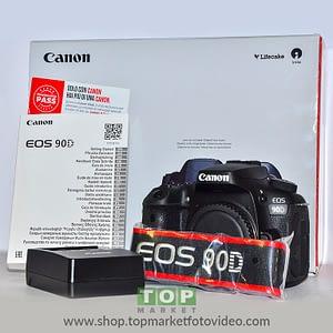 Canon EOS 90D (solo corpo)