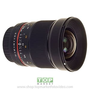 Samyang Obiettivo Nikon F 24mm f/1.4