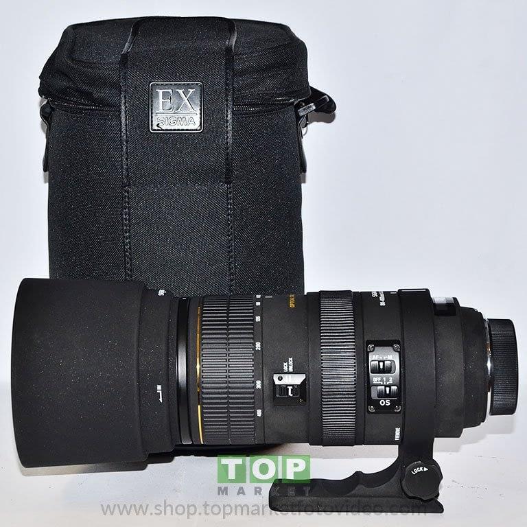 26965 Sigma Obiettivo Nikon 80-400mm f/4.5-5.6 APO