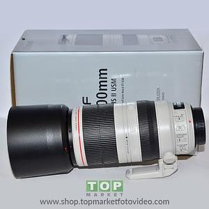 Canon Obiettivo 100-400mm f/4.5-5.6 L IS II USM