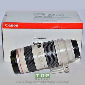 Canon Obiettivo 70-200mm f/2.8 L USM