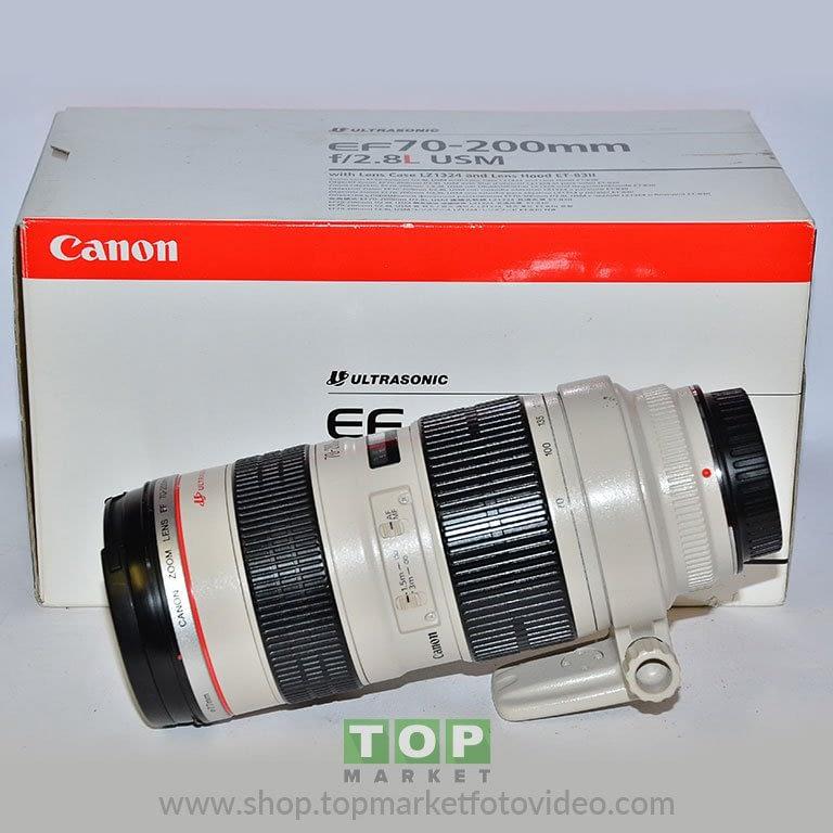 26971 Canon Obiettivo 70-200mm f/2.8 L USM