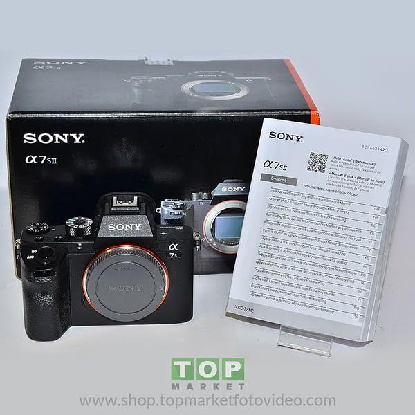 Sony Alpha 7s II (solo corpo)