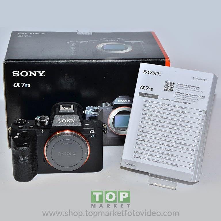 26963 Sony Alpha 7s II (solo corpo)