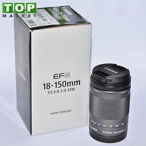 Canon Obiettivo EF-M 18-150mm f/3.5-6.3 IS STM